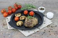 Grilované steaky z hovězí svíčkové
