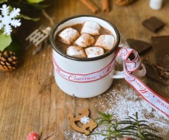 Čokoláda s marshmallows